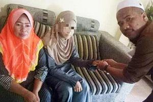 Spotyka się z sudańskim mężczyzną
