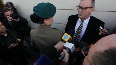 Szef MON-owskiej podkomisji do ponownego zbadania katastrofy smoleńskiej dr. Wacław Berczyński złożył w ministerstwie pismo z rezygnacją