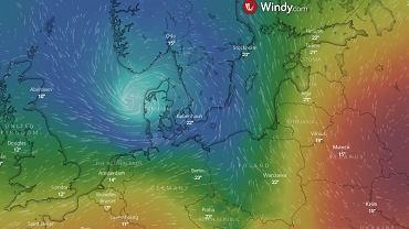 Niż Oriana zmieni pogodę w Polsce