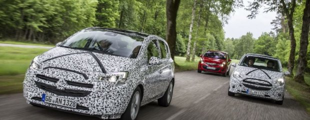 2015 Opel Corsa FL