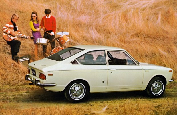 Toyota Corolla z 1966 roku