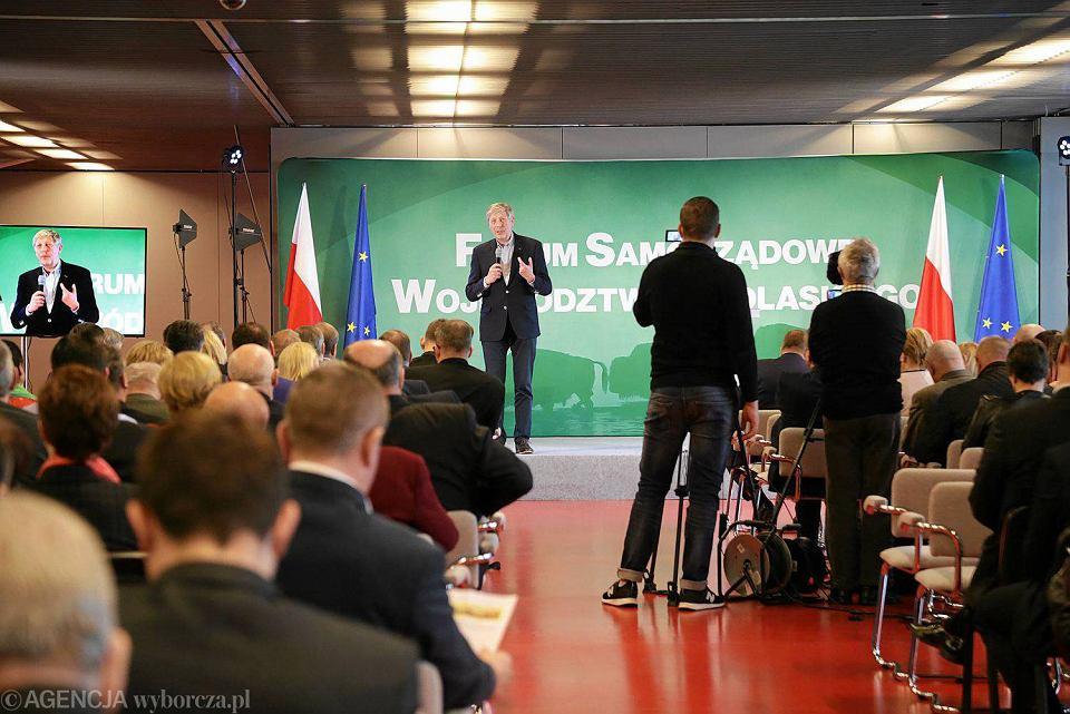 Forum Samorządowe Województwa Podlaskiego