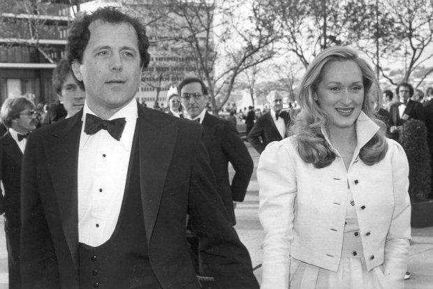Meryl Streep i Donald Gummer w 1980 roku