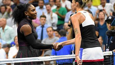 Serena Williams i Karolina Pliskova