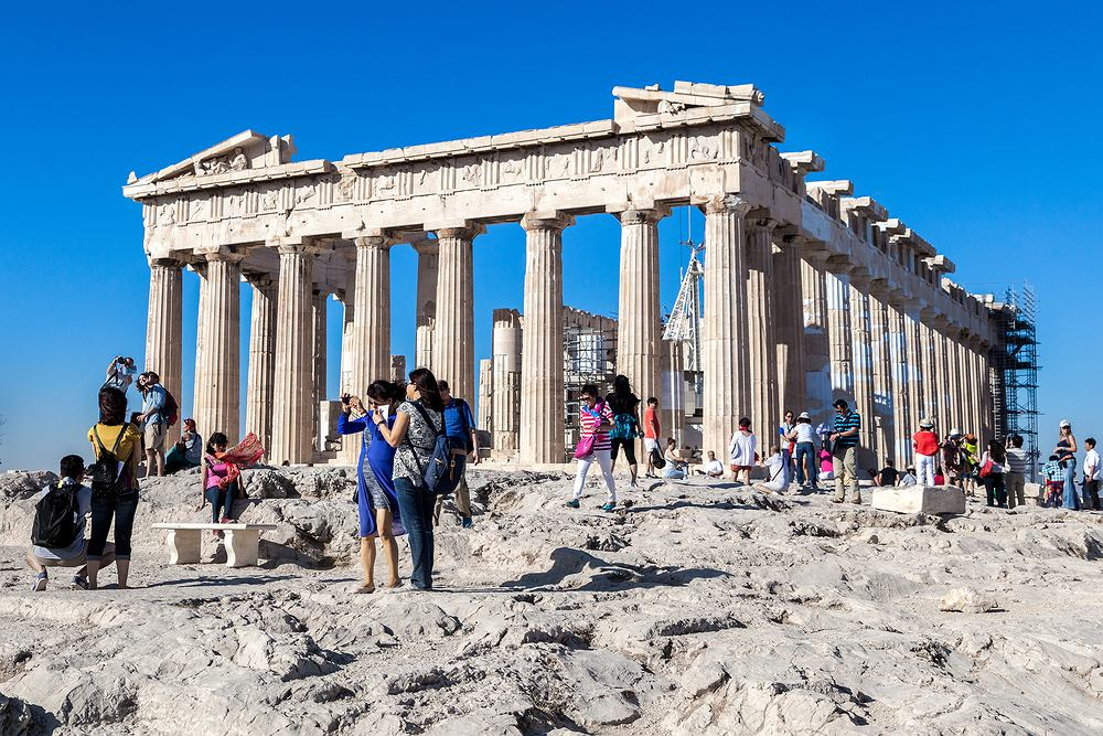 Grecy chcą otworzyć hotele 1 czerwca