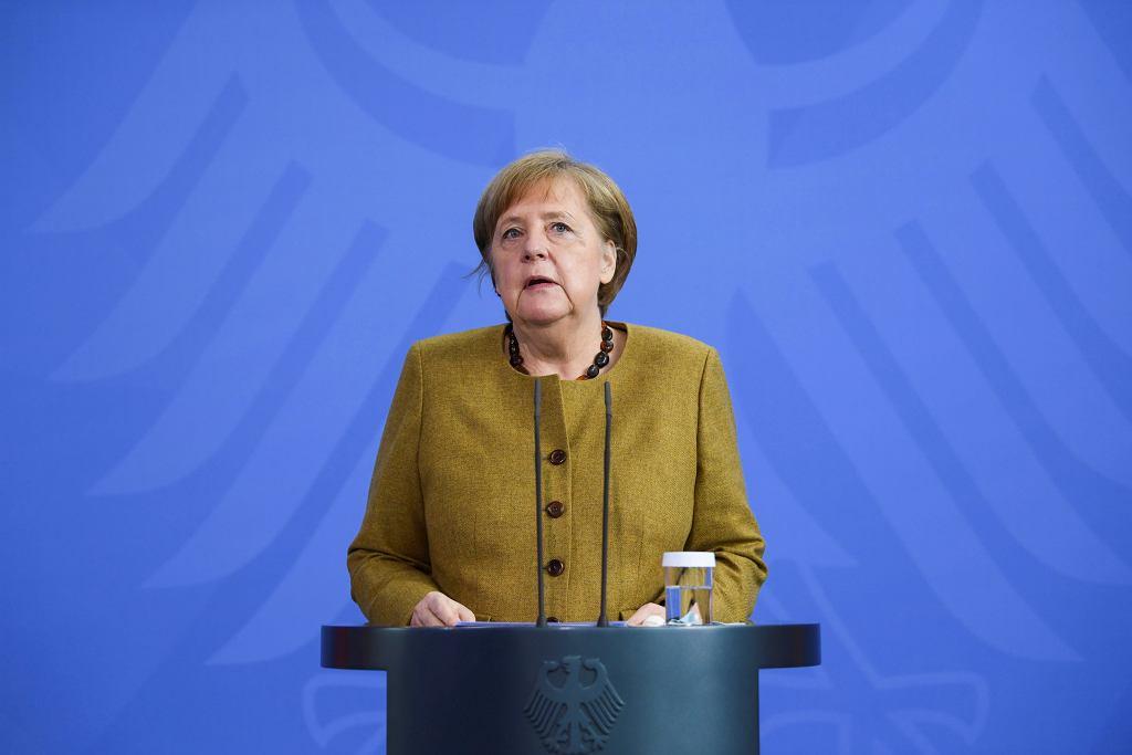Niemcy przywróciły twardy lockdown. Angela Merkel: 'To ważna i pilna decyzja'