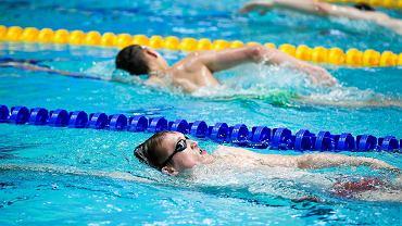 W czwartek w olsztyńskiej Aquasferze, gdzie trwają Główne Mistrzostwa Polski w pływaniu, swoją karierę oficjalnie zakończyła trzykrotna medalistka igrzysk olimpijskich - Otylia Jędrzejczak