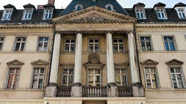 Dawny pałac Wallenberg-Pachalych we Wrocławiu