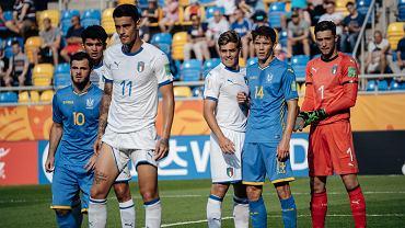 Mistrzostwa świata do lat 20. Gdynia, Ukraina - Włochy 1:0
