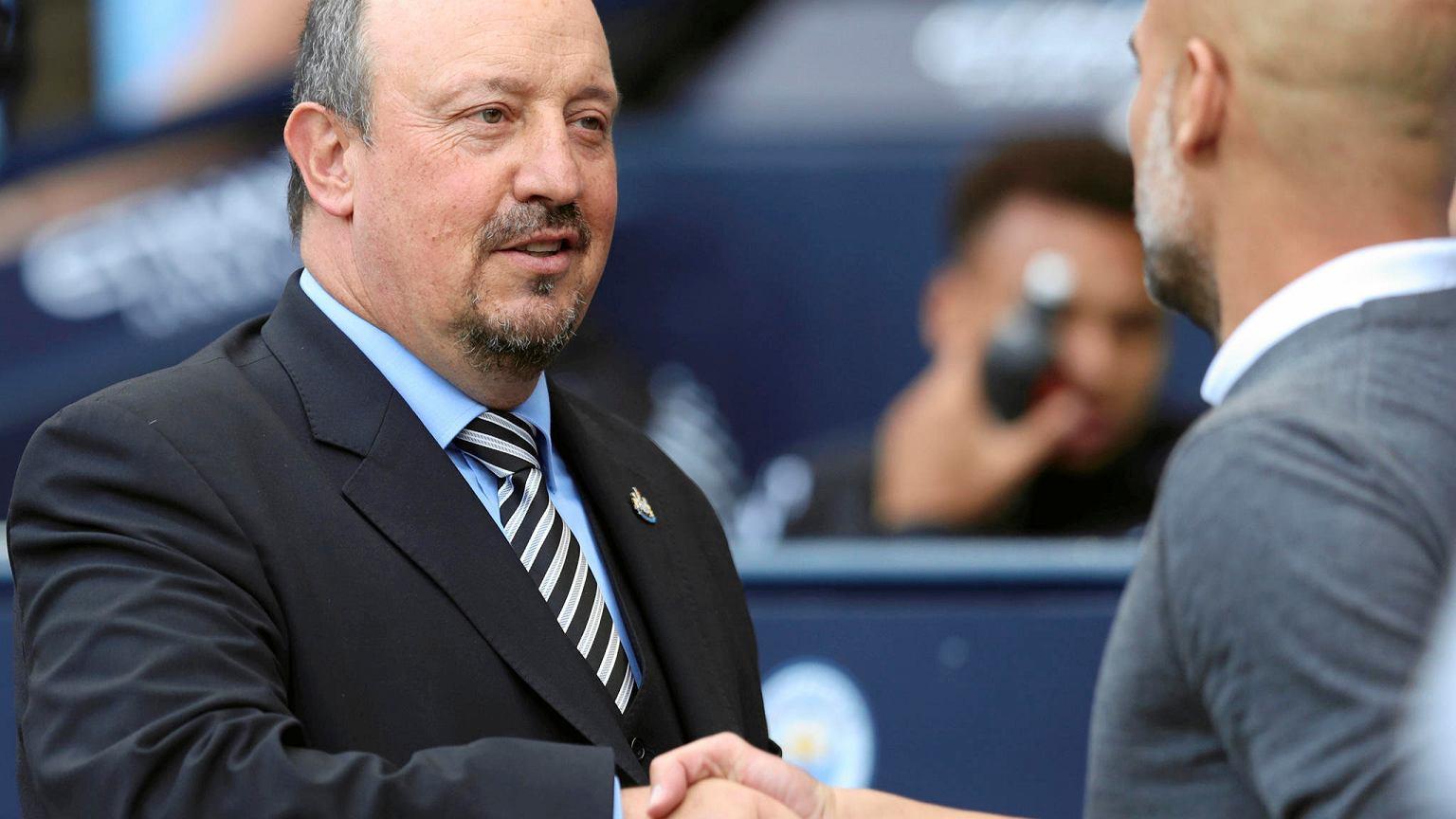 a8e2500e9 Rafael Benitez podpisał kontrakt z nowym klubem! Zarobi 12 mln funtów  rocznie Piłka nożna - Sport.pl