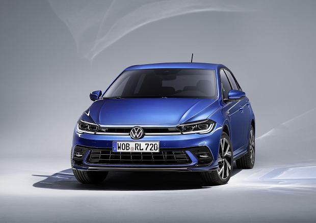 Pamiętacie Volkswagena Polo? Właśnie otrzymał nową twarz