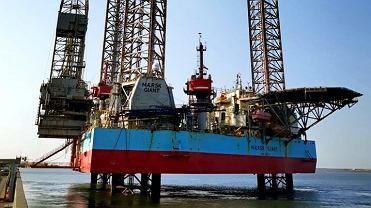 Platforma Giant zakupiona przez Lotos Petrobaltic