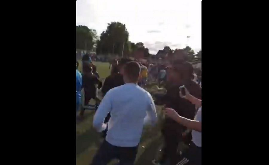 We Francji zorganizowano nielegalny mecz piłkarski. 'Wirusowa bomba'