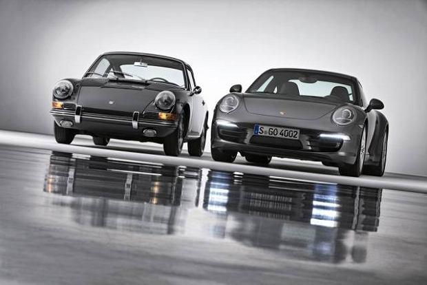Porsche 911 obchodzi w tym roku swoje 50-lecie