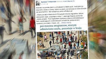 Publikacja portalu wPolityce.pl