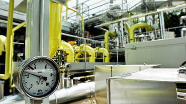Tłocznia gazu należąca do PGNiG