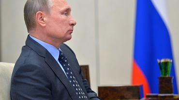 Putin szantażuje Zachód plutonem