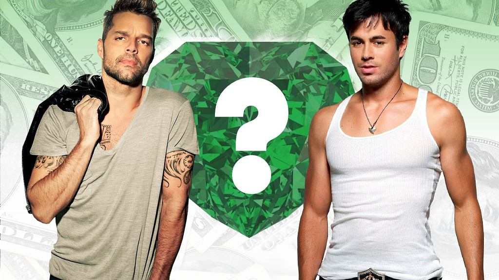Ricky Martin czy Enrique Iglesias