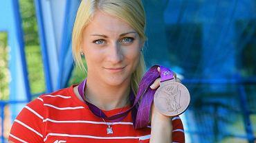 Karolina Naja z brązowym medalem igrzysk olimpijskich w Londynie