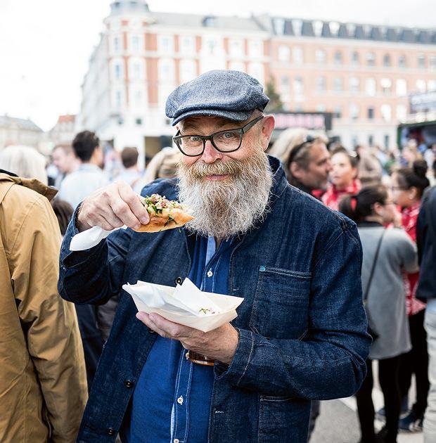 Uliczne jedzenie na Copenhagen Cooking & Food Festival