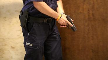 Żyrardów. Policjant śmiertelnie postrzelił 31-latkę (zdjęcie ilustracyjne)