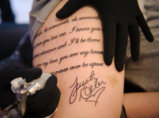 Pamiątka Z Młodości Vs Dorosły Problem Czyli Czy Tatuaż