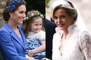 Księżna Kate i księżniczka Charlotte / Sophie Carter