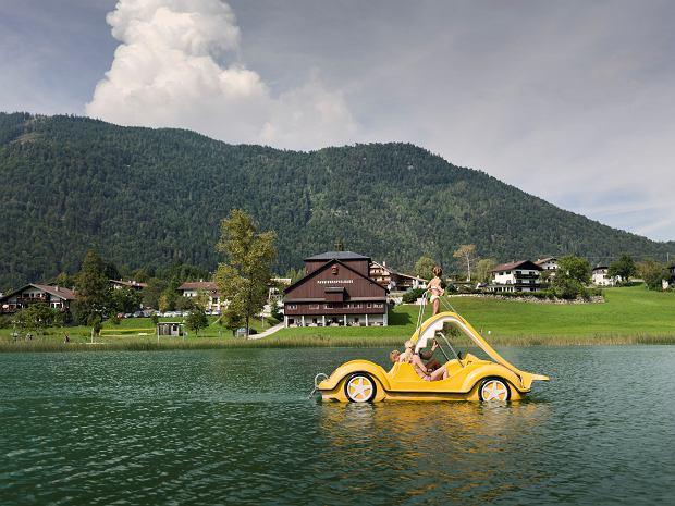 Woda, góry, piękne krajobrazy, to wszystko znajdziemy w Austrii