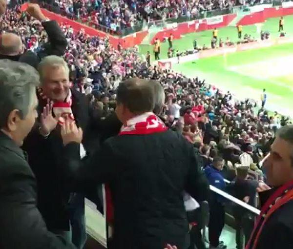 Reakcja polityków na gola Roberta Lewandowskiego