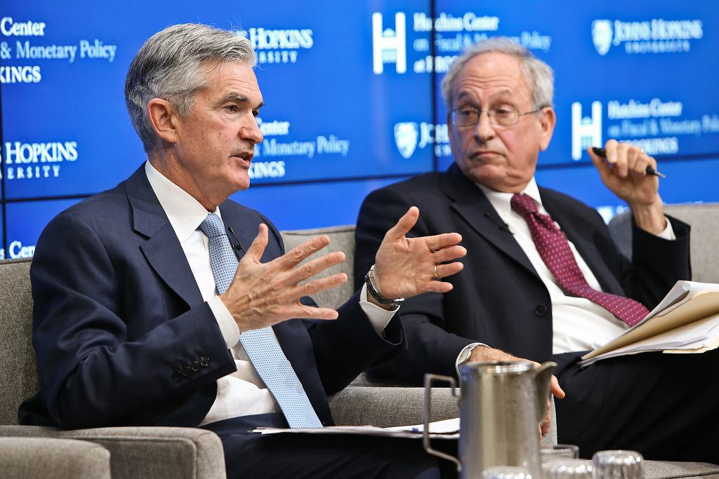 Jerome Powell, szef FED