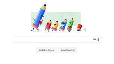 Dzień Edukacji Narodowej - Google Doodle