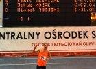 Świętokrzyski biegacz pobił rekord Polski i jest pierwszy w Europie