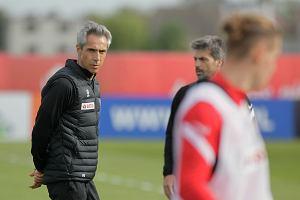 """Paulo Sousa zdradził plan na mecz z Islandią. """"Mogą być duetem najlepszych atakujących"""""""