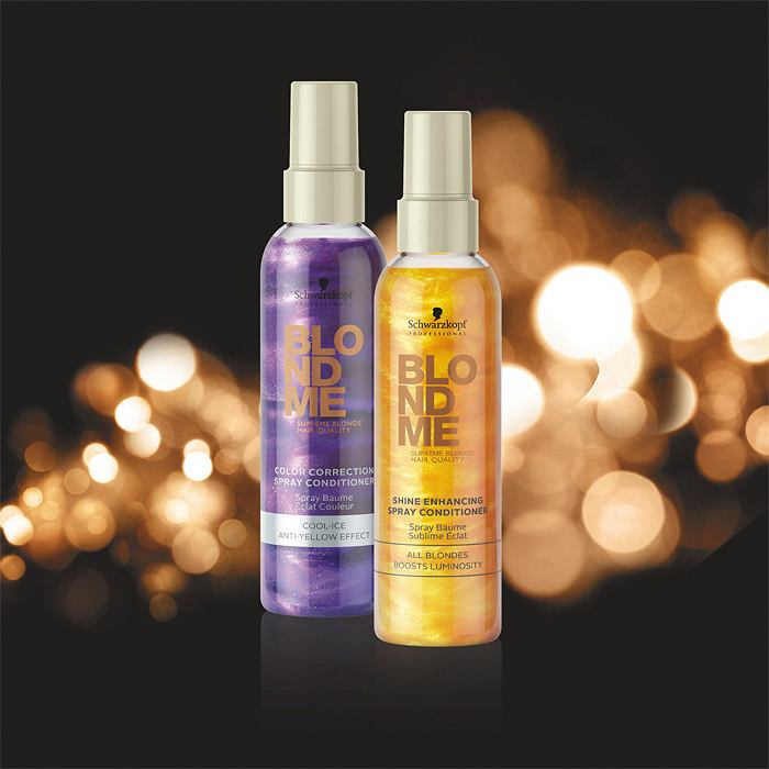 Produkty Schwarzkopf dla blondynek