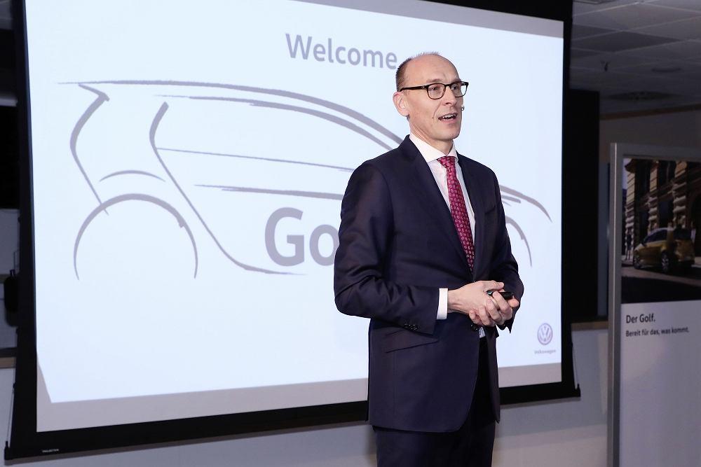 Trwają prace nad Volkswagenem Golfem VIII generacji