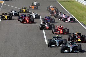 F1. Zmiany w przepisach na kolejny sezon. Większe oświetlenie bolidów