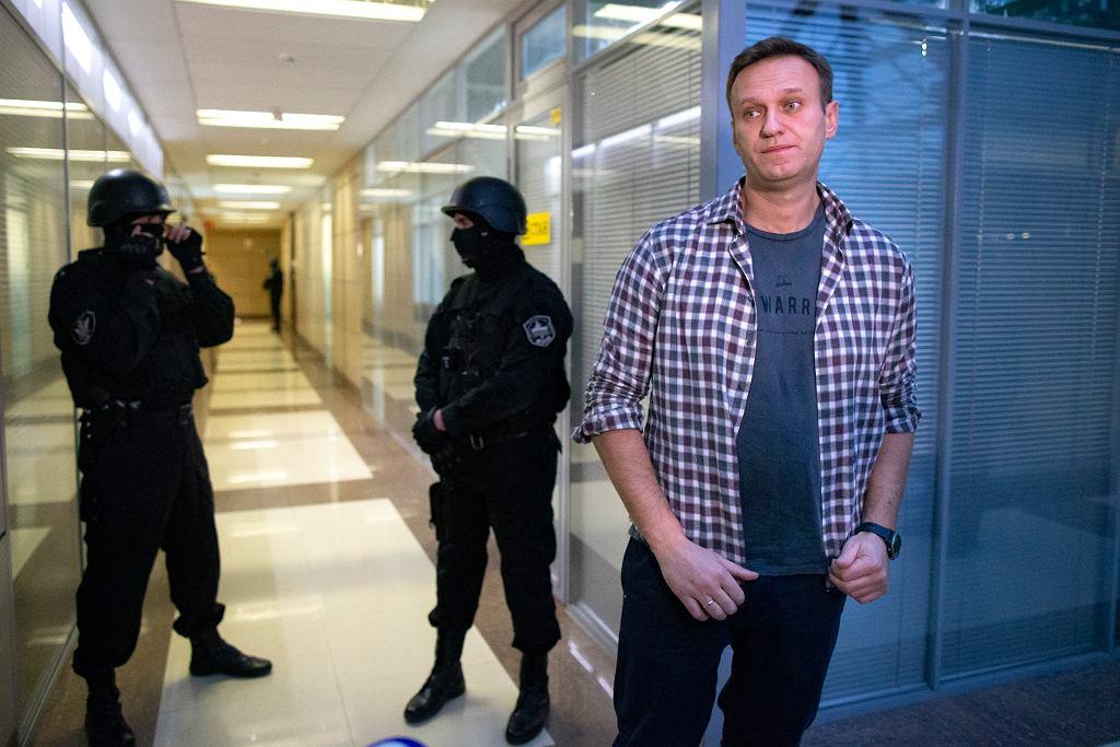 Aleksiejem Nawalny - zdjęcie ilustracyjne