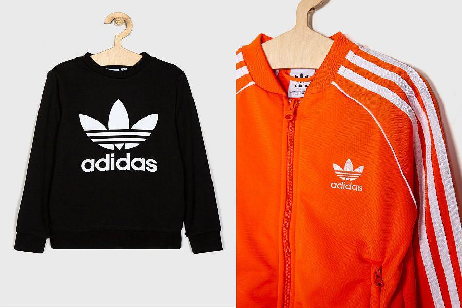Bluza Adidas Originals dziecięca