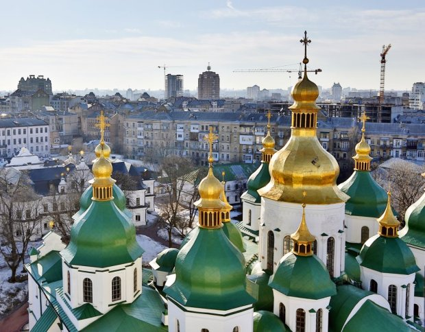 Sobór Sofijski, Kijów, Ukraina / fot. Shutterstock
