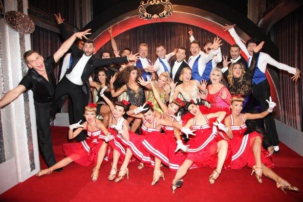 Taniec z Gwiazdami odc 1, 07.03.2014, fot. WBF