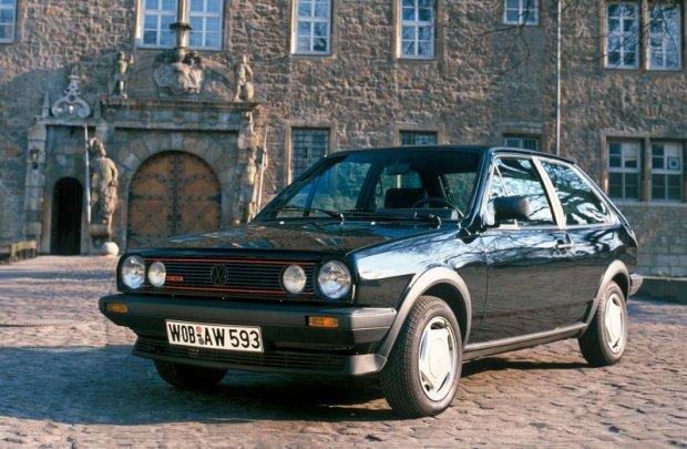 Volkswagen Polo II G40