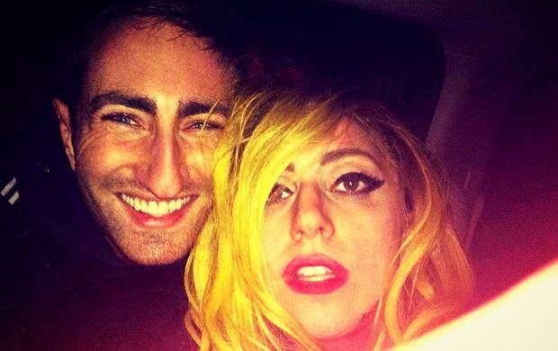 Łukasz Jakóbiak, Lady Gaga