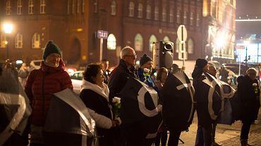 Obchody 80. rocznicy Nocy Kryształowej w Gdańsku