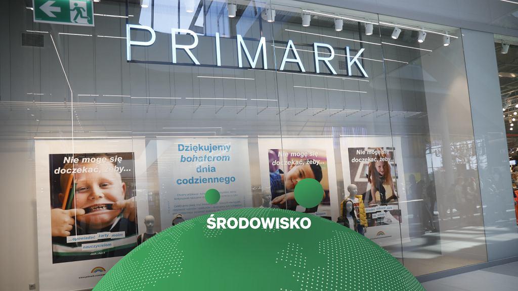 Czy Primark stosuje greenwashing?