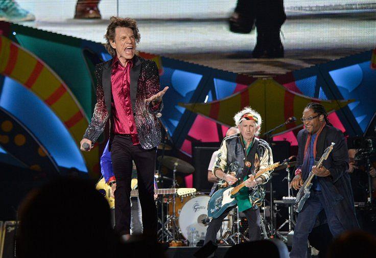 The Rolling Stones w Hawanie