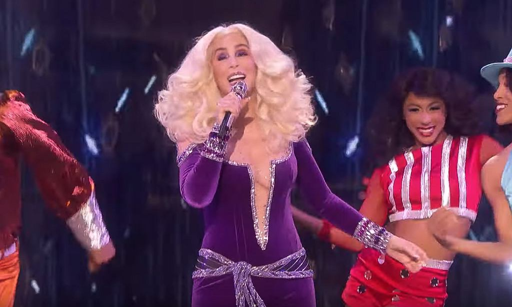 Cher Performs 'Waterloo' LIVE On America's Got Talent! - America's Got Talent 2019