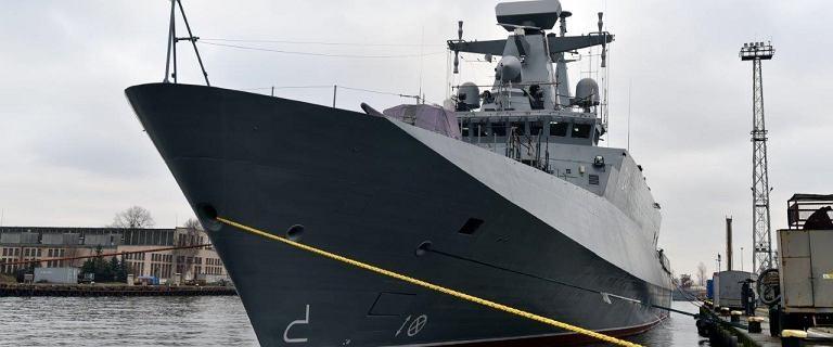 Polska pokazuje, jak nie budować okrętów. ORP ''Nigdy'' wychodzi w morze