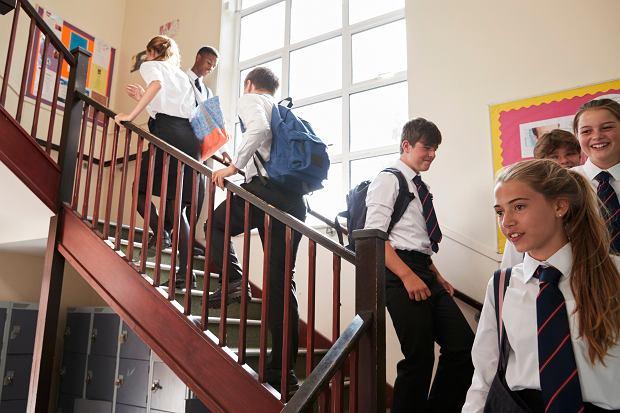 Dzieci ze szkół prywatnych żyją pod kloszem. Prof. UJ: Osiedlowa podstawówka jest jak szczepionka