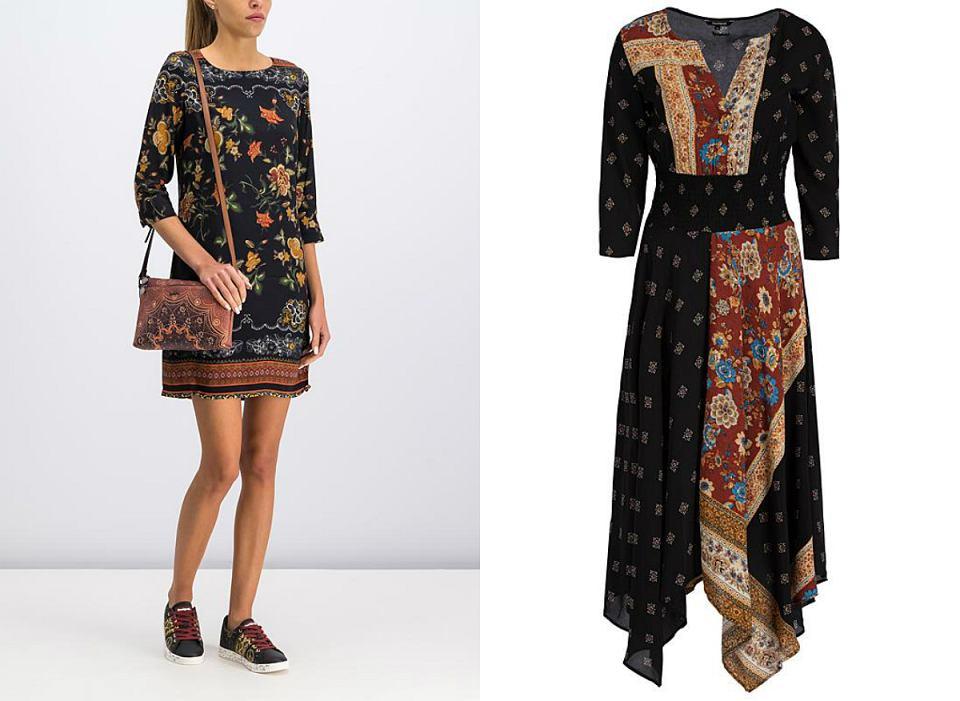 sukienki Desigual