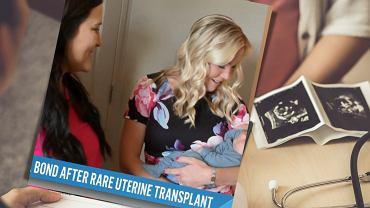 Mama poznała kobietę, która oddała jej swoją macicę